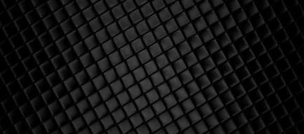 黒い少量の四角 iPhone6壁紙