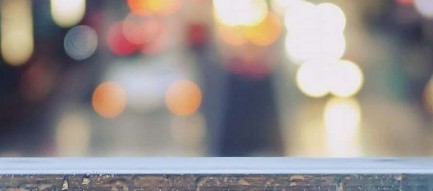手摺越しに見る街並み iPhone6壁紙
