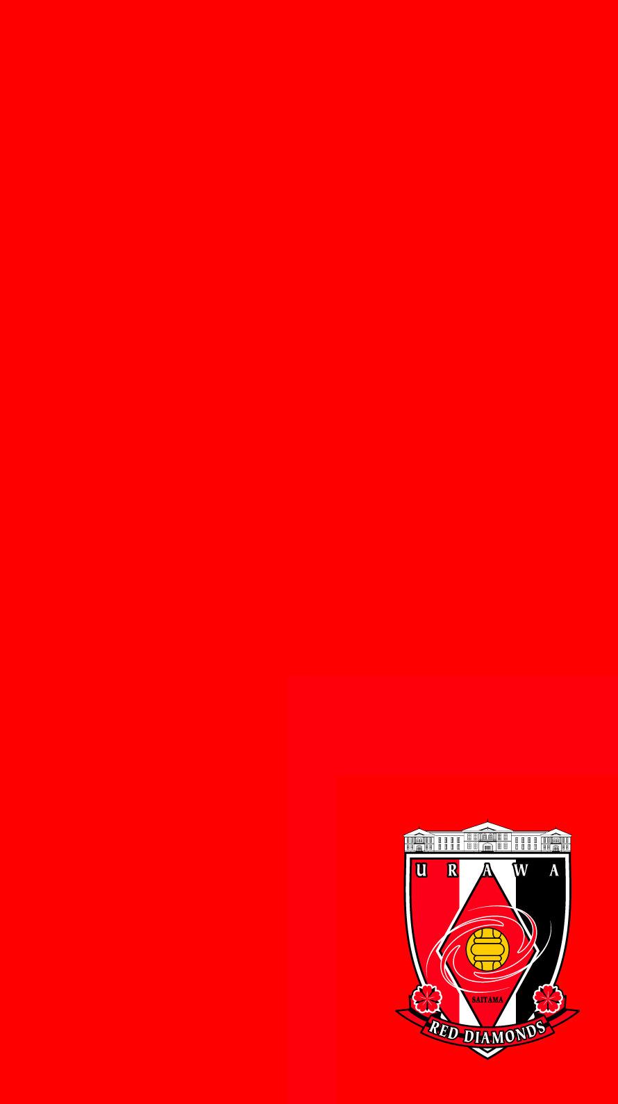 浦和レッドダイヤモンズ iPhone6壁紙