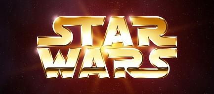 STAR WARS LOGO iPhone6壁紙