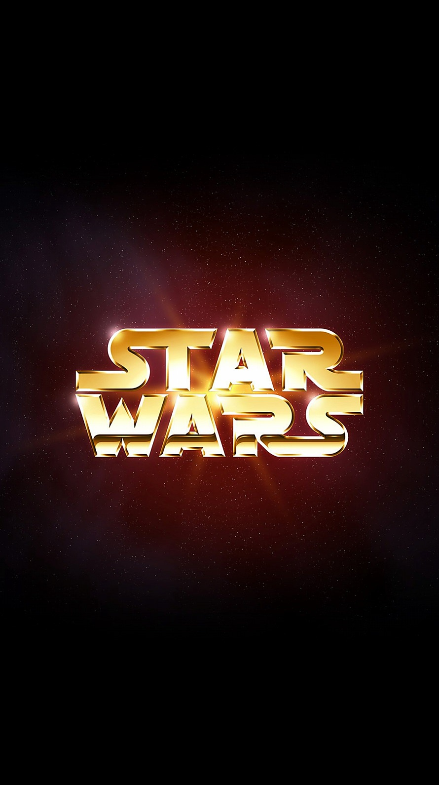 STAR WARS LOGO iPhone6壁紙