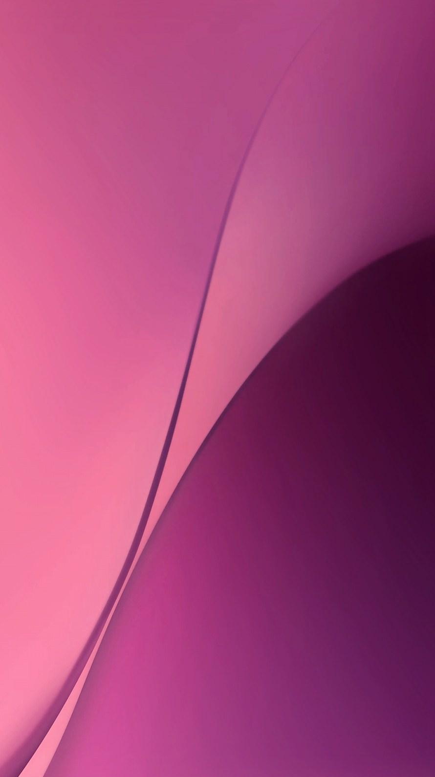 ピンクのグラデーション iPhone6壁紙