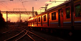 電車の壁紙#46サムネイル