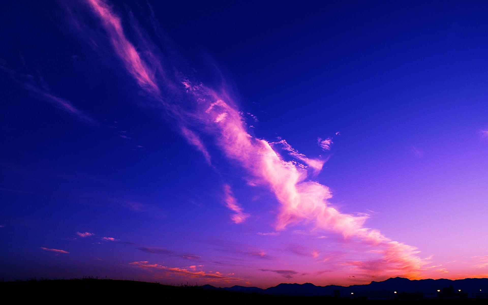 空 雲の壁紙 1920 1200 1 スマホ Pc用壁紙 Wallpaper Box