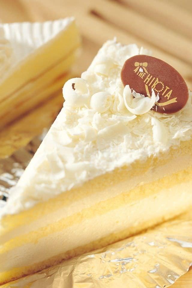チーズケーキのスマホ用壁紙(iPhone4S用)