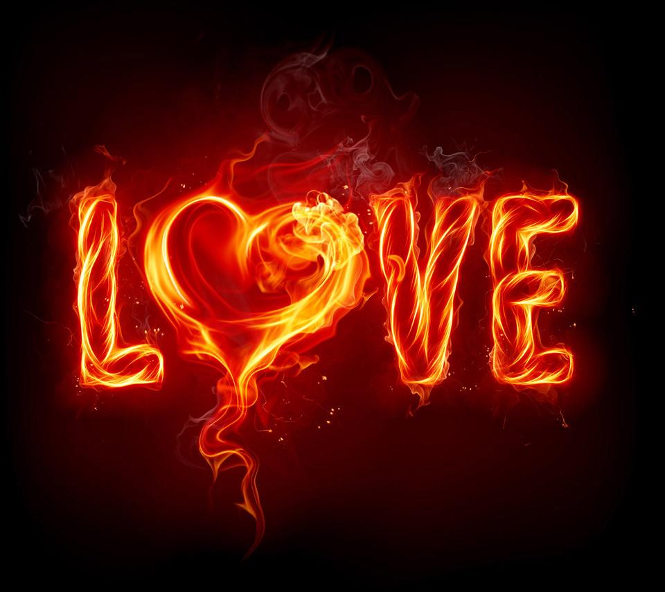 Fire Loveのスマホ用壁紙 Android用 960 854 Wallpaperbox
