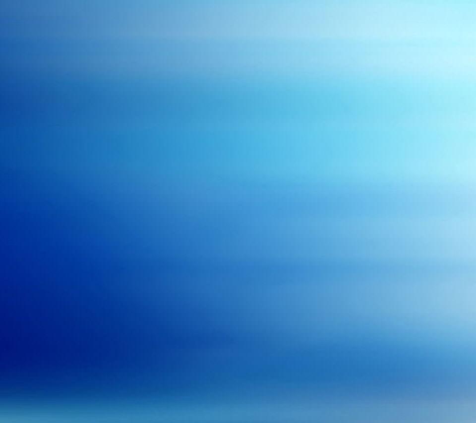 シンプルな青のスマホ用壁紙 Android用 960 854 Wallpaperbox