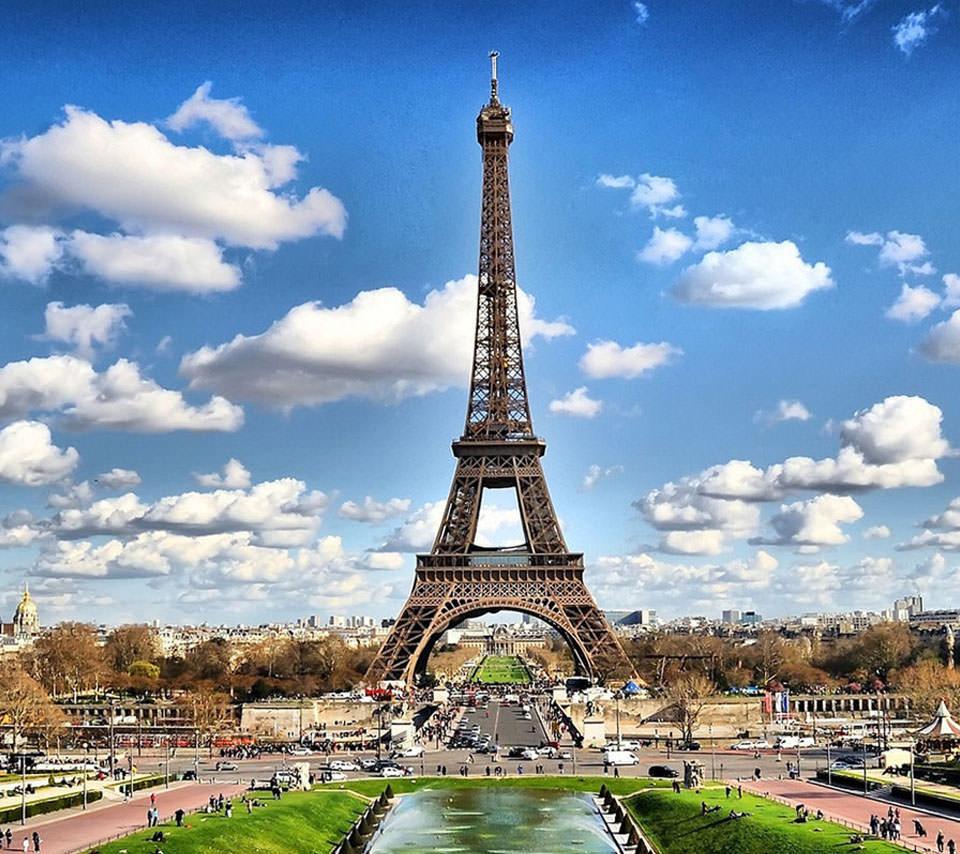 フランス エッフェル塔 スマホ用壁紙 Android 960 854 Wallpaperbox