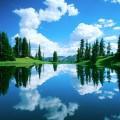 カナダの風景 スマホ用壁紙(Android/960×854)