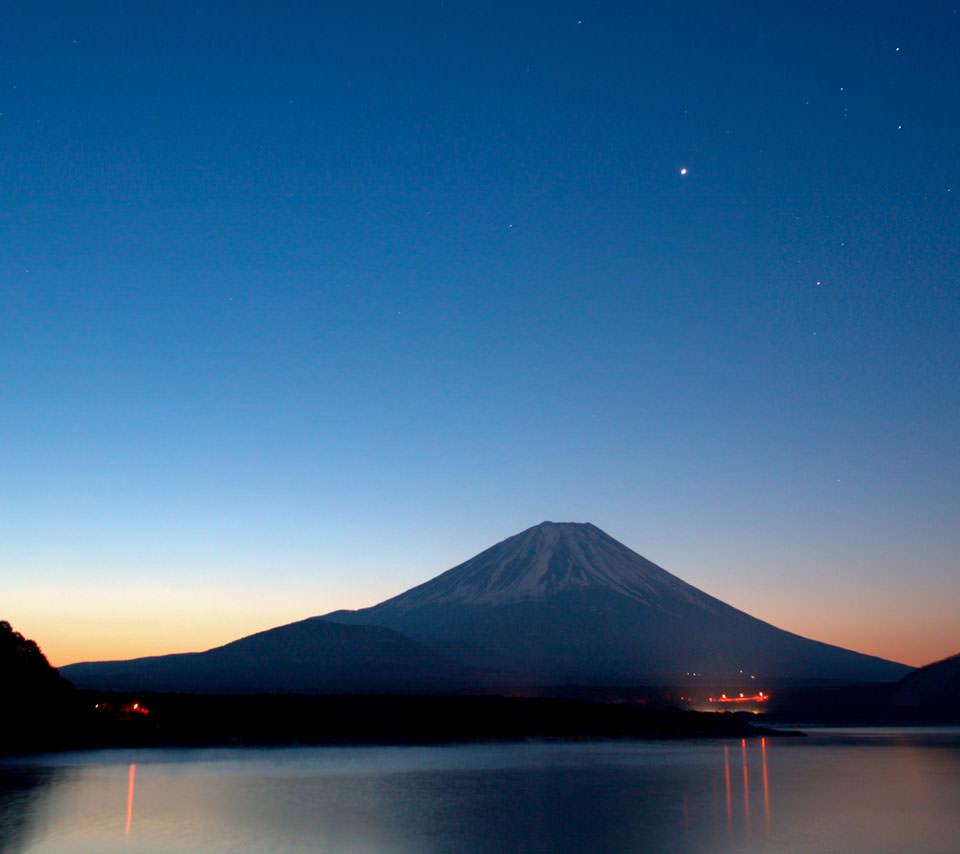 綺麗な富士山 Androidスマホ用壁紙 Wallpaperbox
