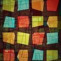 アート調のオシャレなiPhone5 スマホ用壁紙