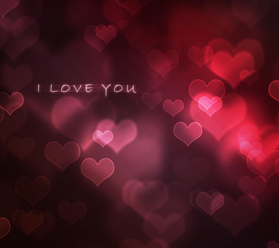 I Love You Androidスマホ用壁紙 Wallpaperbox
