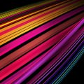 虹色のライン Androidスマホ用壁紙