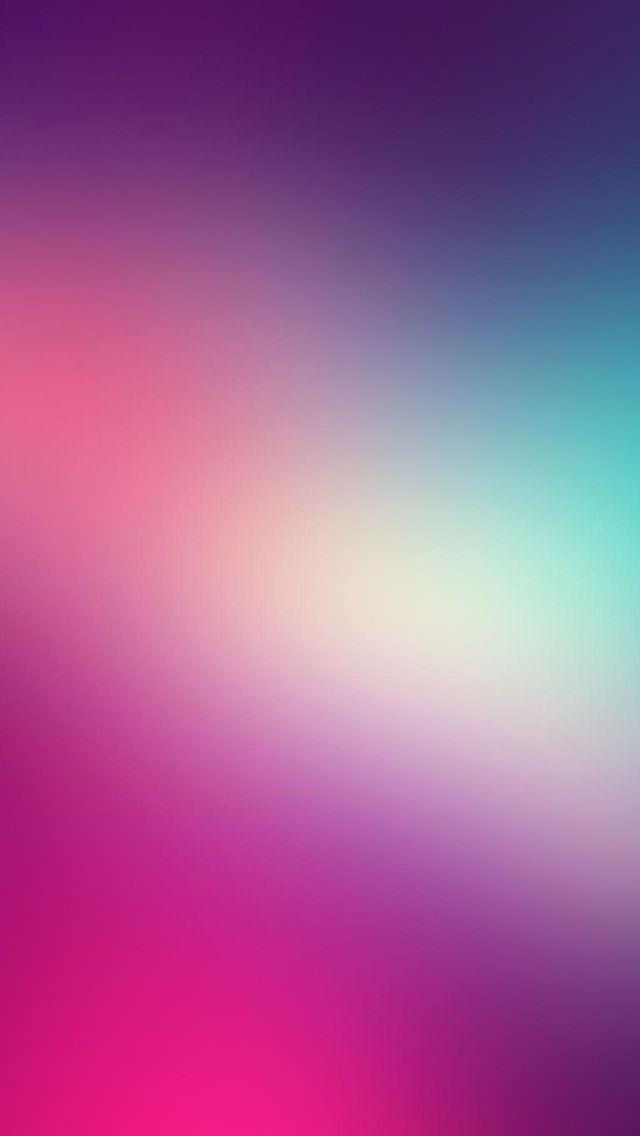 綺麗な紫のiPhone5 スマホ用壁紙
