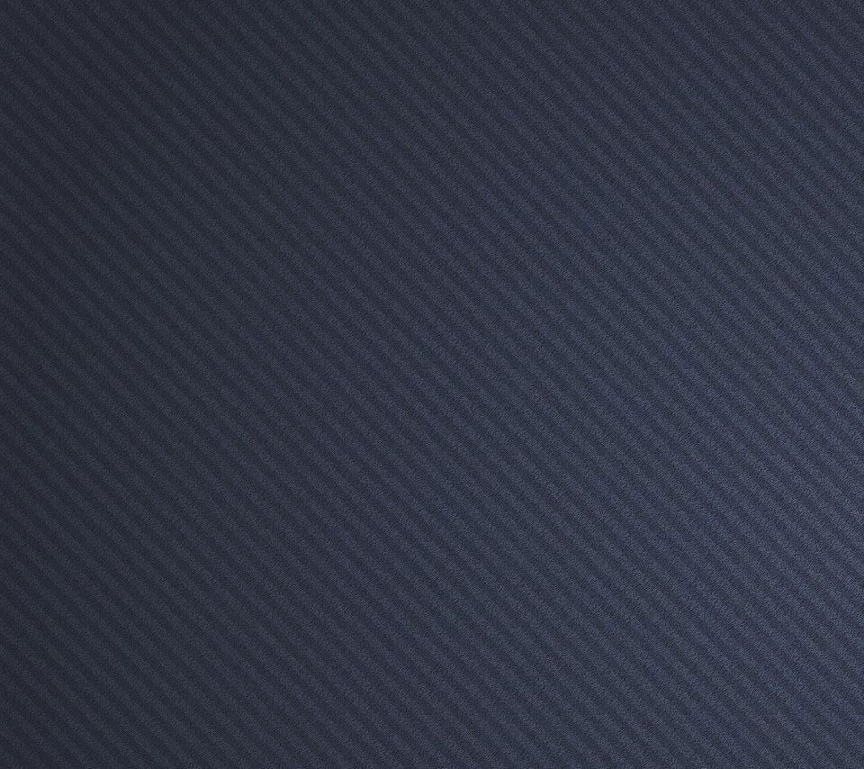 ネイビーのストライプ Androidスマホ用壁紙