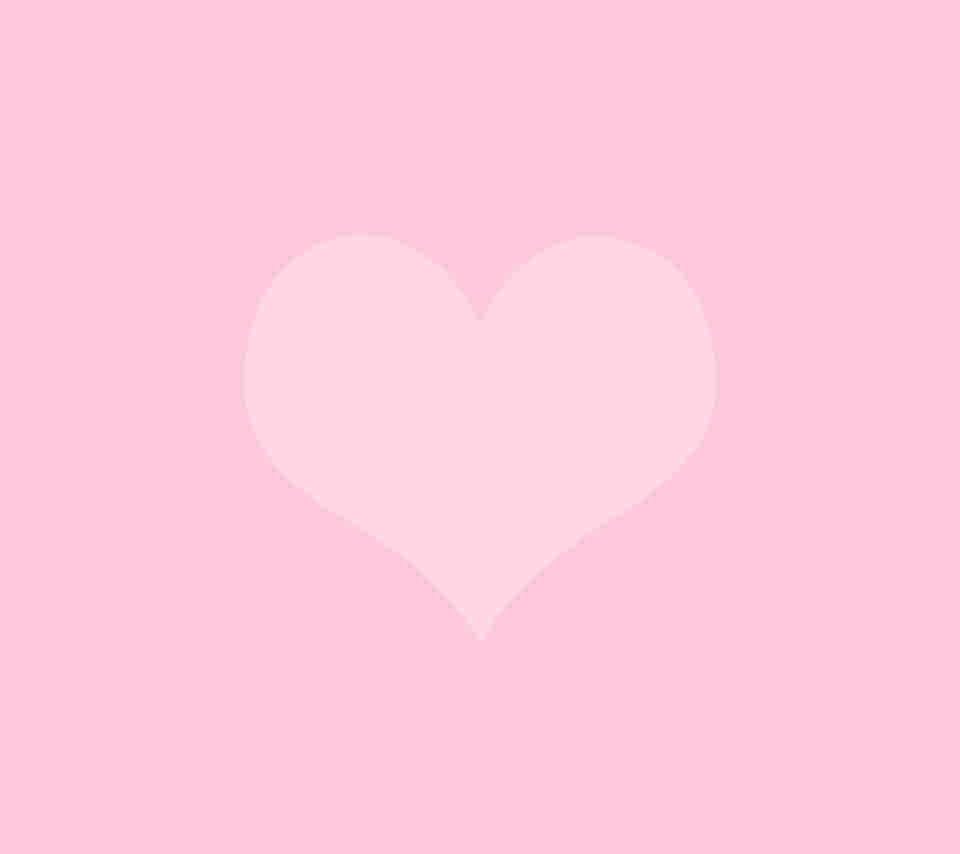 かわいいピンクのハート Androidスマホ用壁紙 Wallpaperbox
