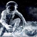 宇宙飛行士 Androidスマホ壁紙