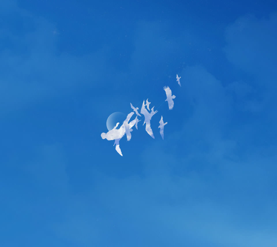 Fly High Androidスマホ壁紙