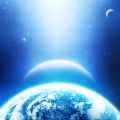 Space tourism iPhone5 スマホ用壁紙
