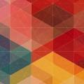 Hexagon iPhone5 スマホ用壁紙