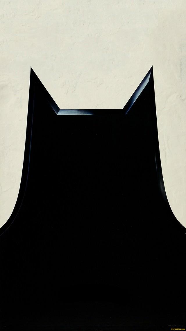 バットマンのポップアート iPhone5 スマホ用壁紙