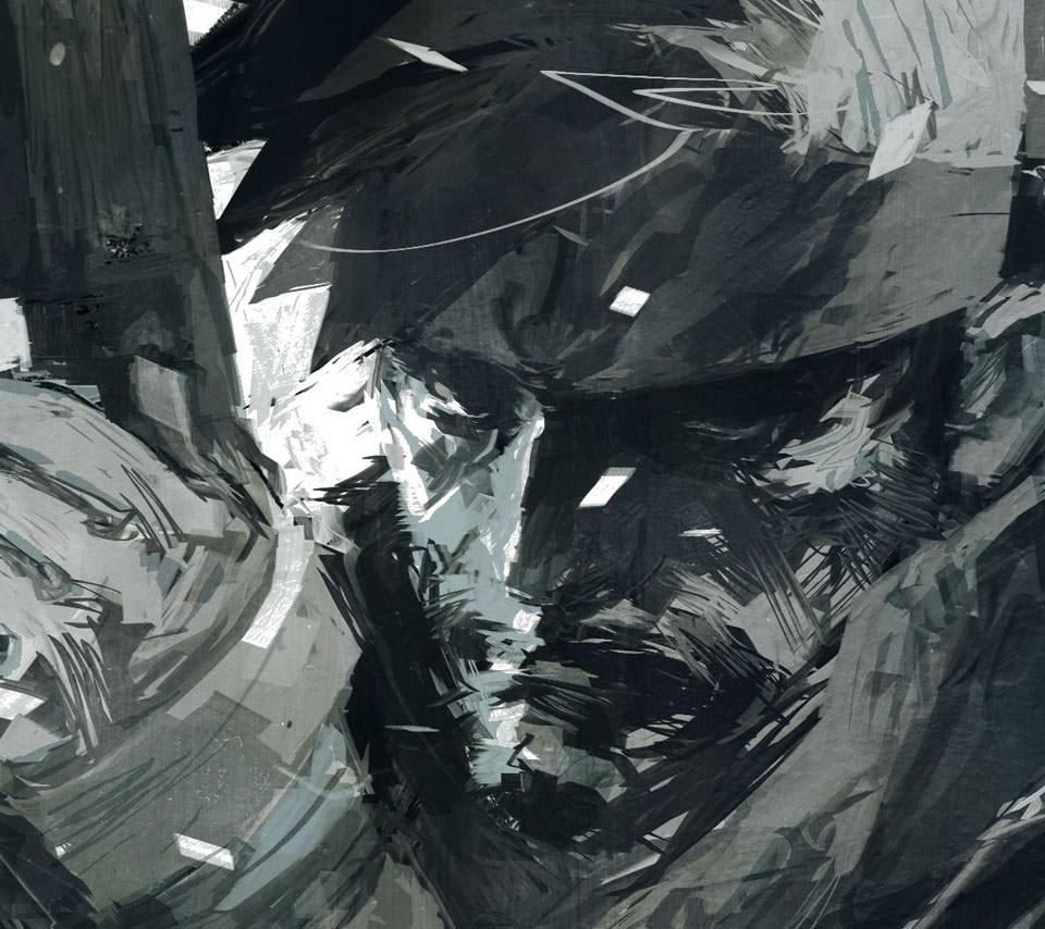 MetalGear Androidスマホ壁紙