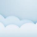 Simple Cloud Androidスマホ壁紙
