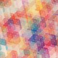 イロトリドリのセカイ iPhone5 スマホ用壁紙