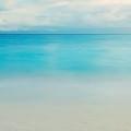 透き通った砂浜 iPhone5 スマホ用壁紙