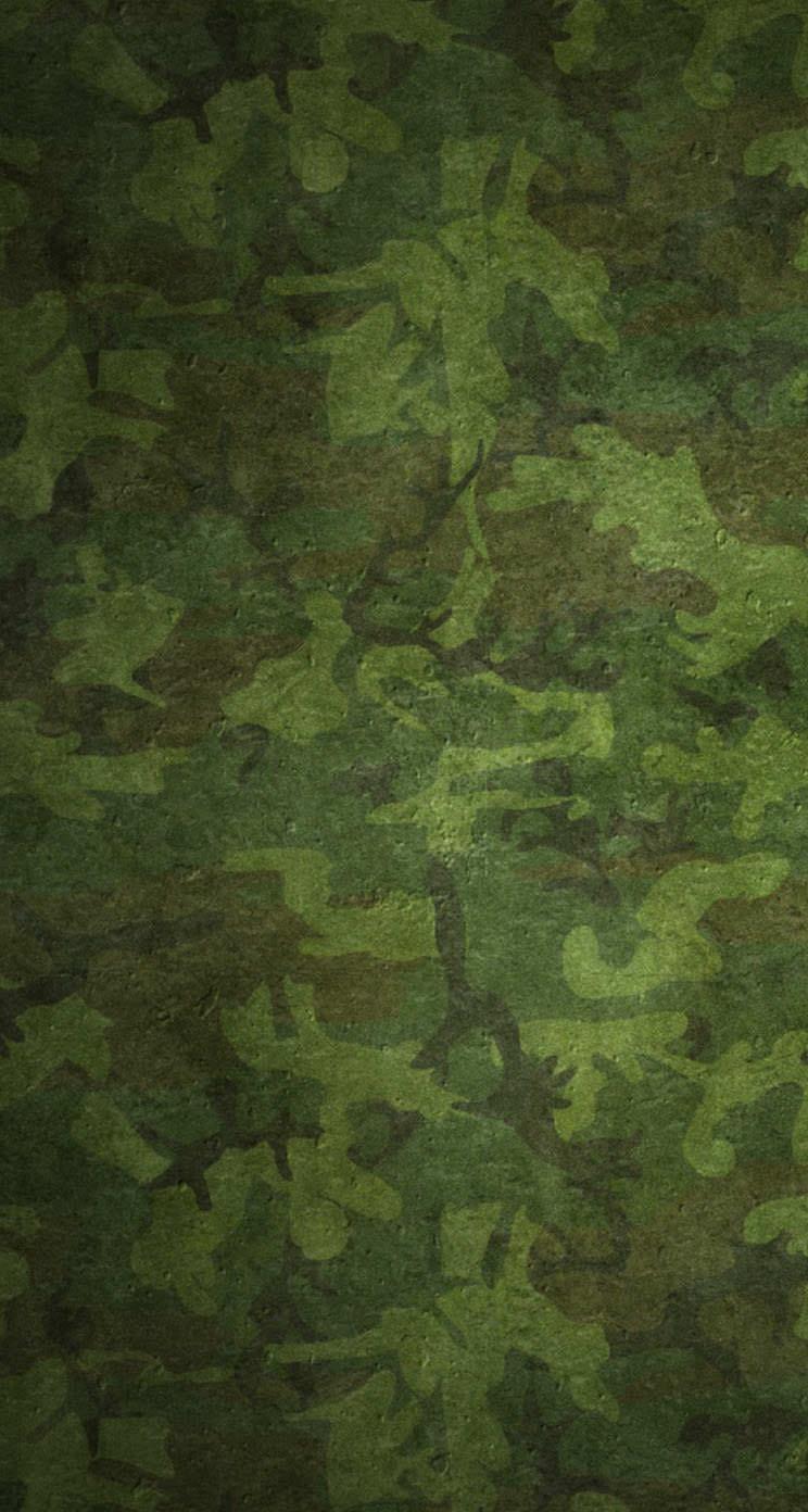 かっこいい緑の迷彩 Iphone5 スマホ用壁紙 Wallpaperbox