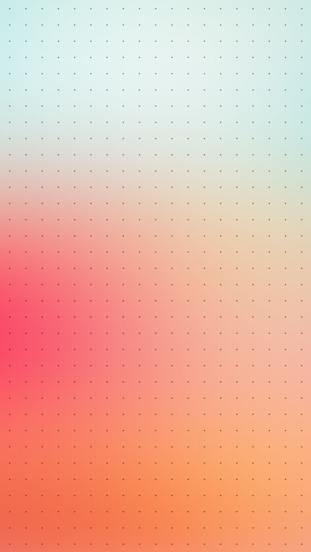 綺麗な淡いパステル・グラデーション iPhone5 スマホ用壁紙