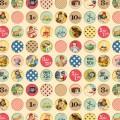 ビンテージアイコン iPhone5 スマホ用壁紙
