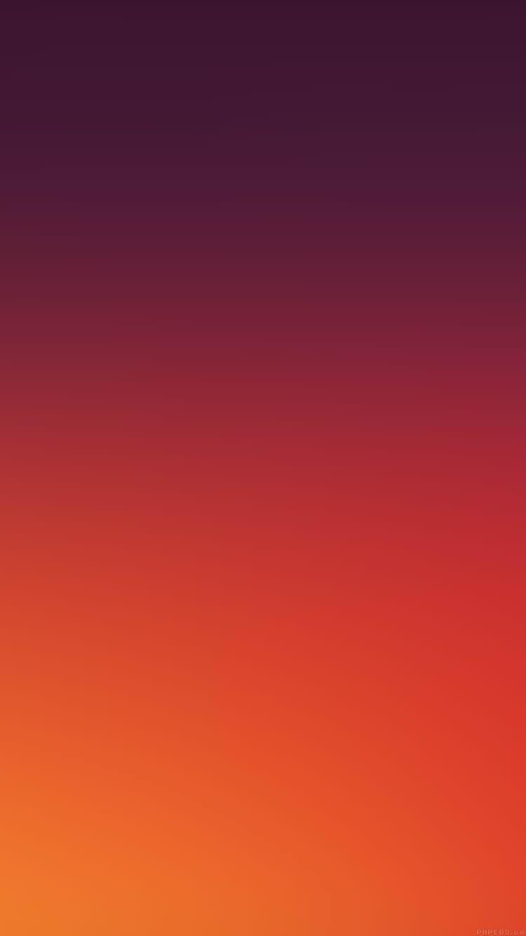 赤色のグラデーション iPhone6 壁紙