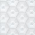 White Hex iPhone6 壁紙