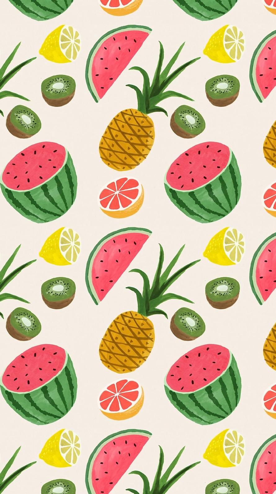 マリメッコ フルーツ Iphone6壁紙 Wallpaperbox