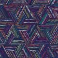 カラフル・トライアングル iPhone6 壁紙