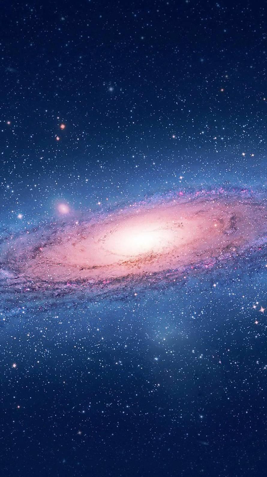 銀河のブラックホール Iphone6壁紙 Wallpaperbox