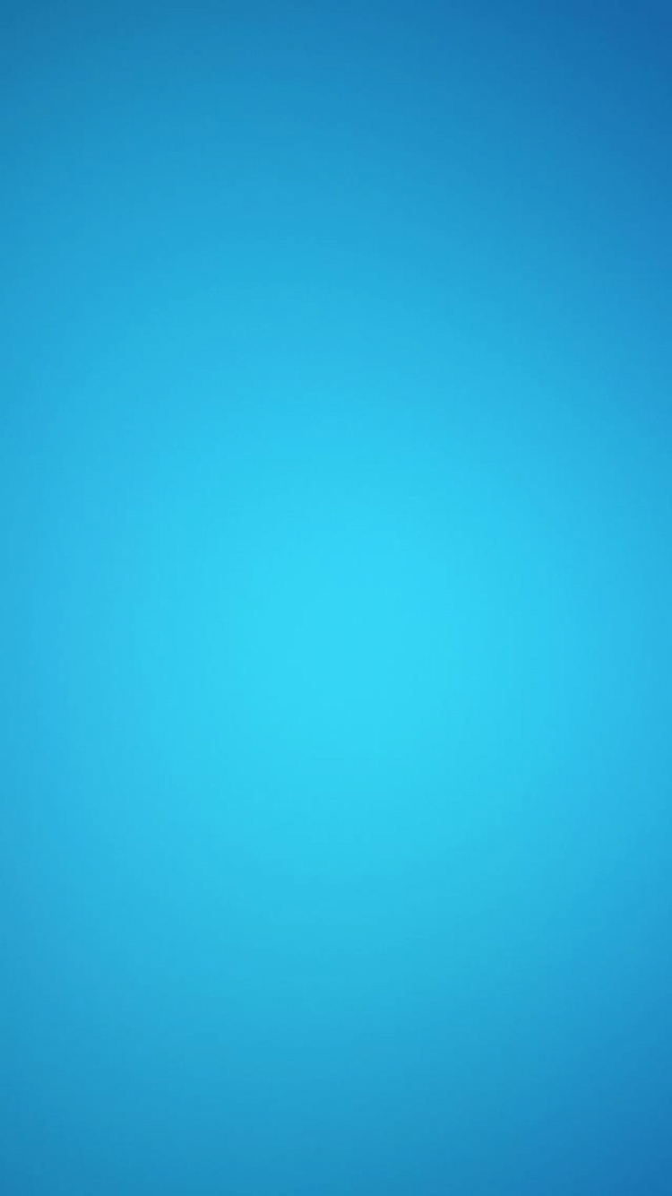 ミニマル ブルー Iphone6壁紙 Wallpaperbox