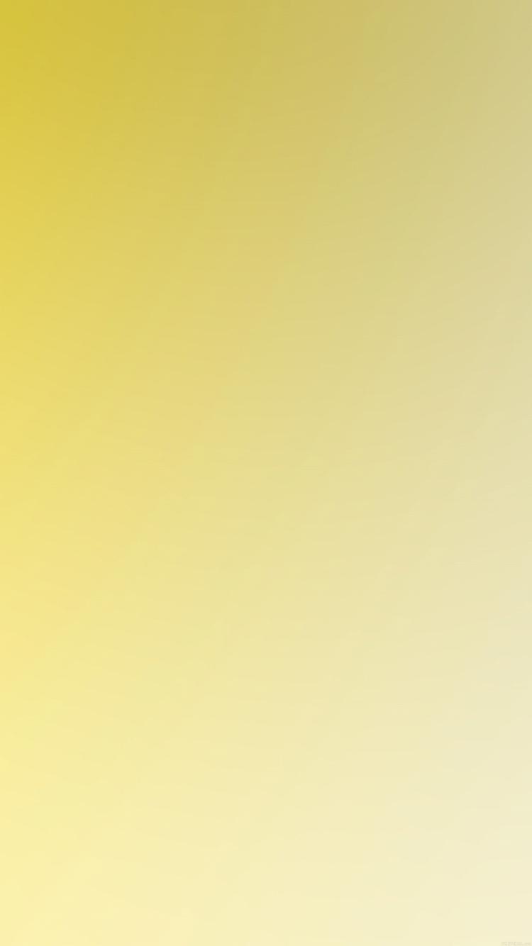 淡い黄色のグラデーション Iphone6壁紙 Wallpaperbox