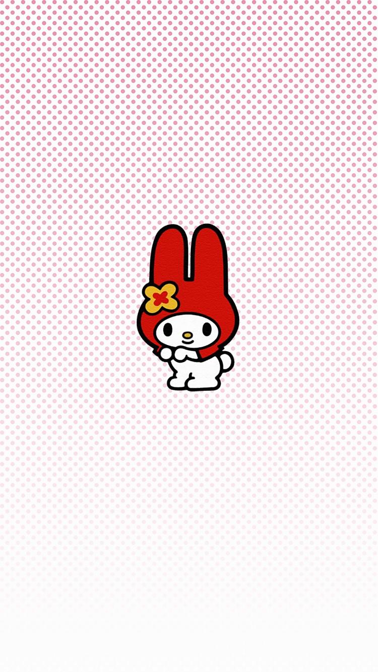 マイメロ Iphone6壁紙 Wallpaperbox