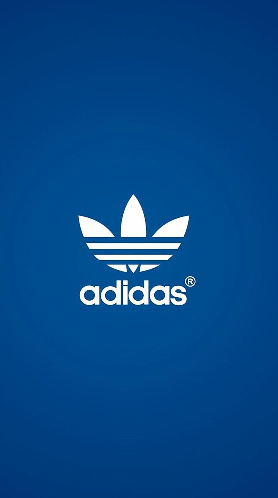 Adidas アディダス ロゴ Iphone6壁紙 Wallpaperbox