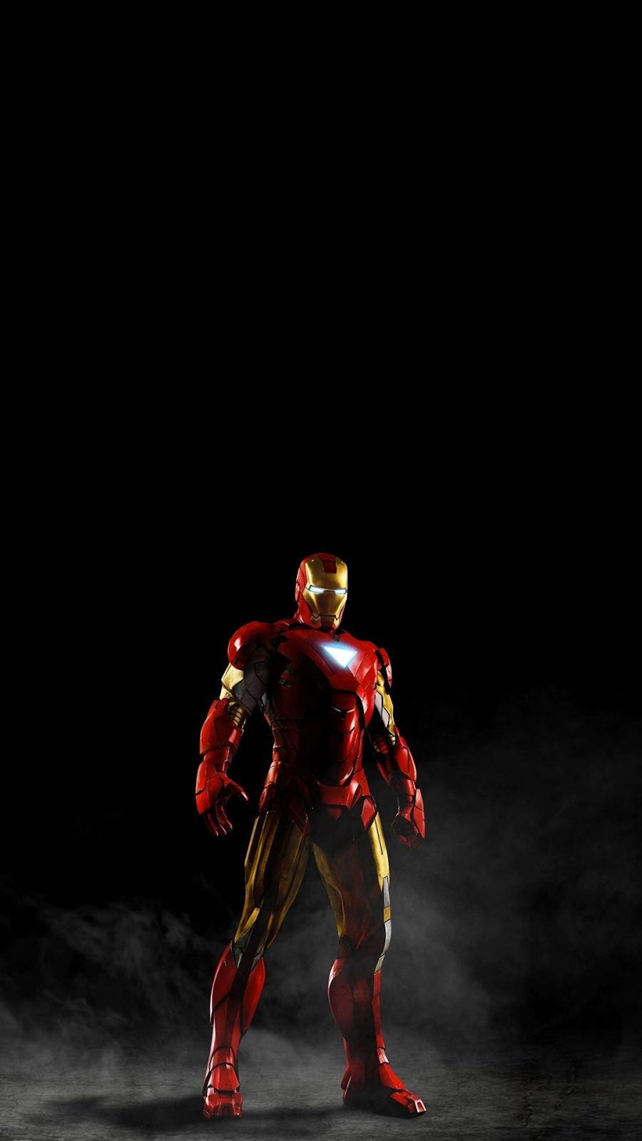 アイアンマン Iron Man Iphone6壁紙 Wallpaperbox