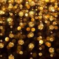 黄金のキラキラ iPhone6壁紙